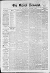 The Oxford Democrat : Vol. 36, No. 35 - September 17, 1869