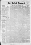 Oxford Democrat : Vol. 36, No. 35 - September 17, 1869