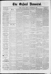 The Oxford Democrat : Vol. 36, No. 36 - September 24, 1869