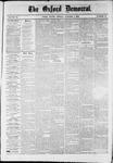 Oxford Democrat : Vol. 36, No. 37 - October 01, 1869