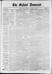 Oxford Democrat : Vol. 36, No. 42 - November 05, 1869