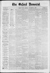 Oxford Democrat : Vol. 36, No. 44 - November 19, 1869