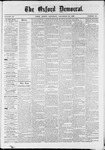 The Oxford Democrat : Vol. 36, No. 49 - December 25, 1869