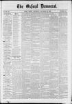 Oxford Democrat : Vol. 36, No. 49 - December 25, 1869