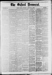 Oxford Democrat : Vol. 49, No. 1 - January 10,1882