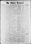 Oxford Democrat : Vol. 49, No. 2 - January 17,1882