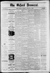 Oxford Democrat : Vol. 49, No. 4 - January 31,1882