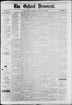 Oxford Democrat : Vol. 49, No. 5 - February 07,1882
