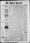 The Oxford Democrat : Vol. 49, No. 6 - February 14,1882