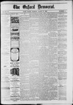 The Oxford Democrat : Vol. 49, No. 11 - March 21,1882