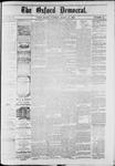 Oxford Democrat : Vol. 49, No. 12 - March 28,1882