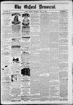 Oxford Democrat : Vol. 49, No. 17 - May 02,1882
