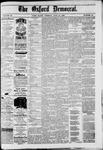 Oxford Democrat : Vol. 49, No. 23 - June 13,1882