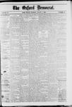 Oxford Democrat : Vol. 49, No. 30 - August 01,1882