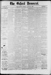 Oxford Democrat : Vol. 49, No. 32 - August 15,1882