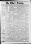 Oxford Democrat : Vol. 49, No. 35 - September 05,1882