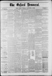 Oxford Democrat : Vol. 49, No. 36 - September 12,1882