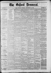 Oxford Democrat : Vol. 49, No. 38 - September 26,1882