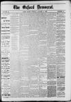 Oxford Democrat : Vol. 49, No. 41 - October 17,1882