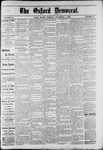 The Oxford Democrat : Vol. 49, No. 44 - November 07,1882