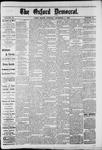 Oxford Democrat : Vol. 49, No. 48 - December 05,1882