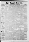 Oxford Democrat : Vol. 49, No. 50 - December 19,1882