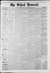 Oxford Democrat : Vol. 49, No. 51 - December 26,1882