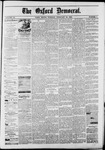 The Oxford Democrat : Vol. 50. No.7 - February 20, 1883