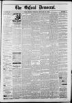 Oxford Democrat : Vol. 50. No.7 - February 20, 1883