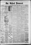 The Oxford Democrat : Vol. 50. No.16 - April 24, 1883