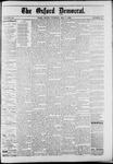 Oxford Democrat : Vol. 50. No.17 - May 01, 1883