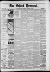 Oxford Democrat : Vol. 50. No.31 - August 07, 1883
