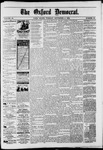 The Oxford Democrat : Vol. 50. No.35 - Septemeber 04, 1883