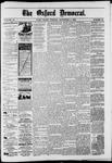 Oxford Democrat : Vol. 50. No.35 - Septemeber 04, 1883
