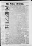 Oxford Democrat : Vol. 50. No.37 - Septemeber 18, 1883