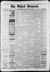 Oxford Democrat : Vol. 50. No.39 - October 02, 1883