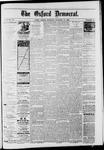 Oxford Democrat : Vol. 50. No.42 - October 16, 1883