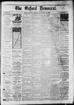 Oxford Democrat : Vol. 50. No.48 - November 27, 1883