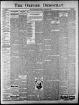 Oxford Democrat : Vol. 64. No. 5 - February 02, 1897