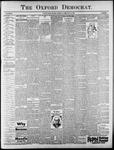 Oxford Democrat : Vol. 64. No. 7 - February 16, 1897