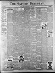 The Oxford Democrat : Vol. 64. No. 14 - April 06, 1897