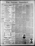 The Oxford Democrat : Vol. 64. No. 30 - July 27, 1897