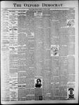 Oxford Democrat : Vol. 64. No. 32 - August 10, 1897