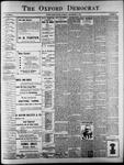 Oxford Democrat : Vol. 64. No. 38 - September 21, 1897
