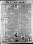 Oxford Democrat : Vol. 64. No. 39 - September 28, 1897