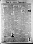 Oxford Democrat : Vol. 64. No. 41 - October 12, 1897