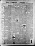 Oxford Democrat : Vol. 64. No. 43 - October 26, 1897