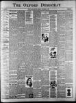 Oxford Democrat : Vol. 64. No. 45 - November 09, 1897