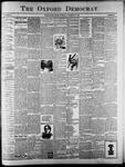 Oxford Democrat : Vol. 64. No. 48 - November 30, 1897