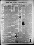 The Oxford Democrat : Vol. 64. No. 49 - December  07, 1897